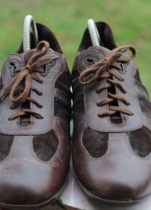 Кожаные туфли, кроссовки lloyd 46 разм