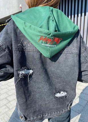 Лёгкая курточка8 фото