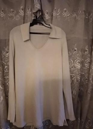 Кофточка женская пуловер свитер