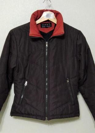 Куртка hkm для конного спорта.