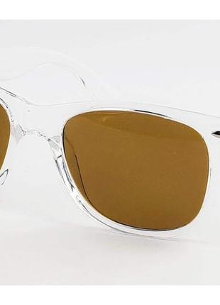 Распродажа 🔥🔥🔥новинка 2021!!классическая прозрачная оправа /очки солнцезащитные