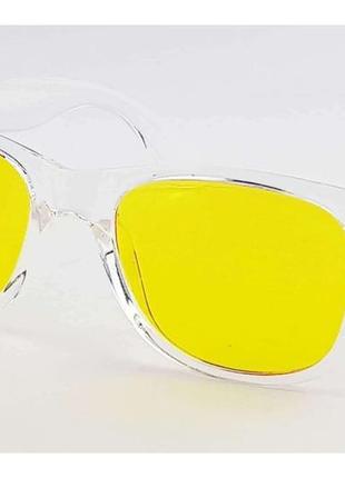 Распродажа 🔥🔥🔥новинка 2021! очки солнцезащитные,прозрачная оправа