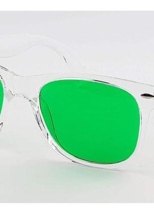 Распродажа 🔥🔥🔥новинка 2021!!прозрачная оправа /очки солнцезащитные