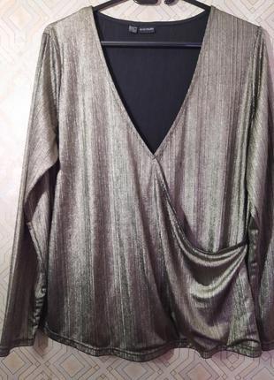 Блузка с длинным рукавом1 фото