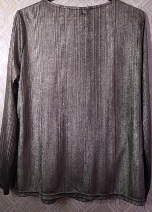 Блузка с длинным рукавом2 фото