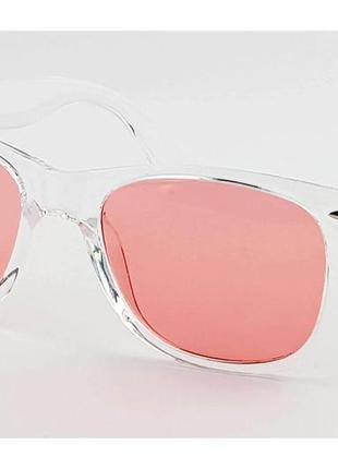 Распродажа 🔥🔥🔥новинка 2021!!! очки солнцезащитные/прозрачная оправа