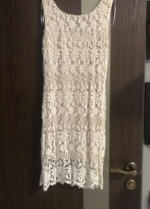 Платья в сеточку