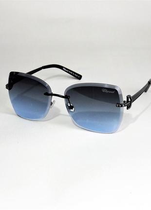 Очки солнцезащитные женские chopard 578 синие