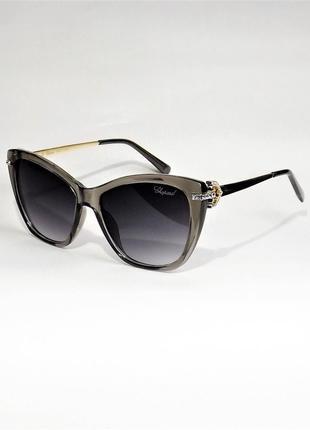 Очки солнцезащитные женские chopard 59с2 серые