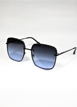 Солнцезащитные очки женские dr 20207 темно-синие