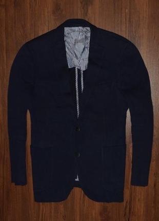 Hackett london blazer мужской пиджак блейзер