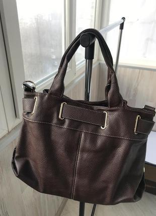 Сумка, новая стильная женская сумка