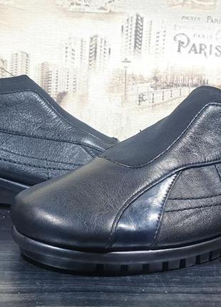 Деловые кожаные туфли aerosoles