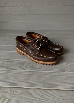 Timberland 51304 мокасины туфли