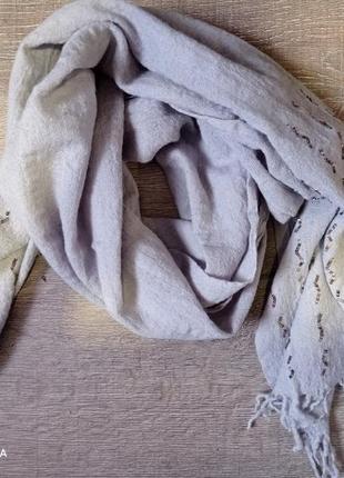 Шерстяной шарф avant-premiere.
