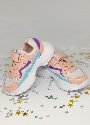Модные кроссовки для девочек tom.m
