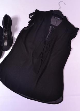 Базовая шифоновая блуза atmosphere