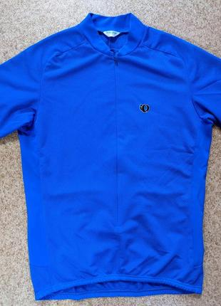 Велофутболка /джерси pearl izumi shirt jersey 3/4 zip