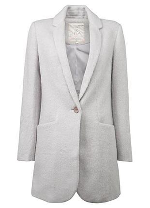 Шерстяное пальто р. 36, 40