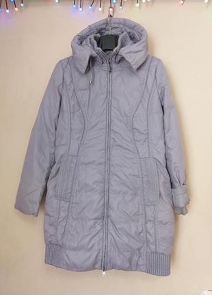 🔥 распродажа удлиненная куртка пальто с капюшоном