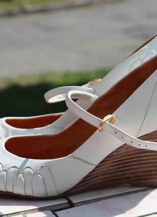 Кожаные туфли bronx 36-37. бразилия