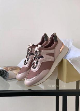 Оригинальные кроссовки от michael kors1 фото