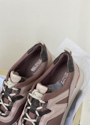 Оригинальные кроссовки от michael kors4 фото