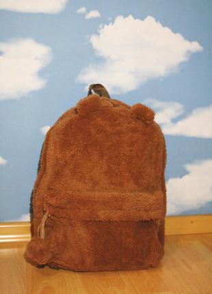 Плюшевые рюкзаки украина купить чемоданы в спб