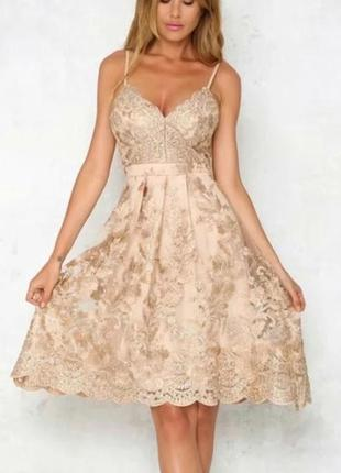 Вечернее платье на выпускной, свадьбу и другие праздники