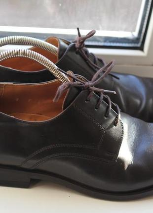 Стильные кожаные туфли lloyd оригинал
