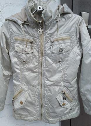 Курточка, ветровка для девочки