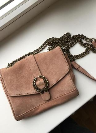 Маленькая сумка кросс-боди zara