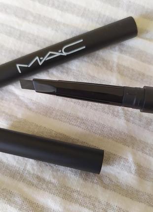 Черный механический карандаш для глаз, бровей