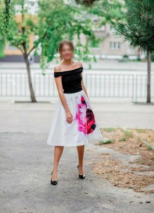 Шикарное выпускное платье, размер  s