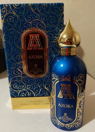 Azora attar collection 5 ml eau de parfum, парфюмированная вода, отливант