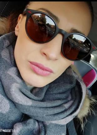 Солнцезащитные очки fuqian поляризационные uv защита антибликовые