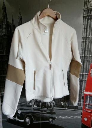 Професійна брендова спортивна куртка кофта на блискавці