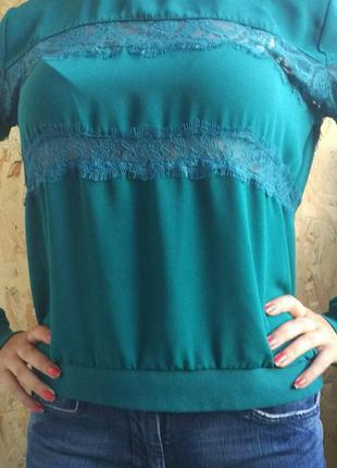 Отличная брендовая кофточка ( блуза )