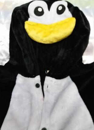 Комбинезон пингвин