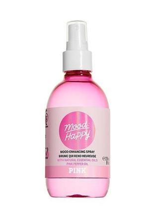 Спрей с эфирными маслами happy от victoria's secret pink 16805