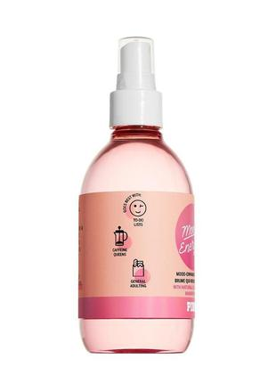 Спрей с эфирными маслами energize от victoria's secret pink 16806
