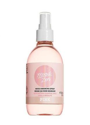 Спрей с эфирными маслами zen от victoria's secret pink 16807