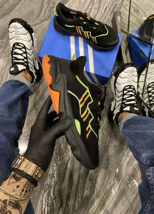 Стильные трендовые модные кроссовки женские ozweego