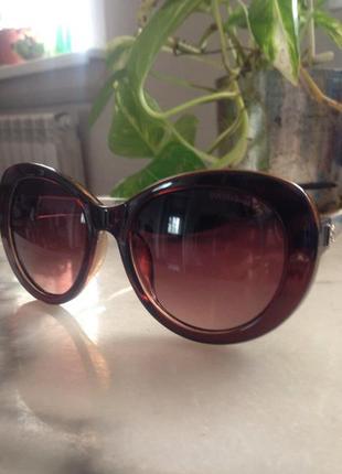 Эффектные солнцезащитные очки.торг.