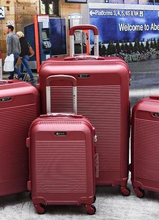 Польский чемодан fly .чемодан на колесах ,