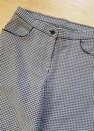 Укороченные брюки marks &spencer
