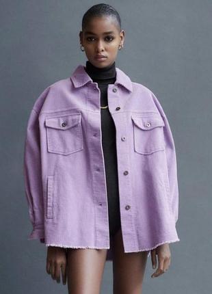 Рубашка вельветовая бархатная оверсайз пиджак жакет zara оригинал