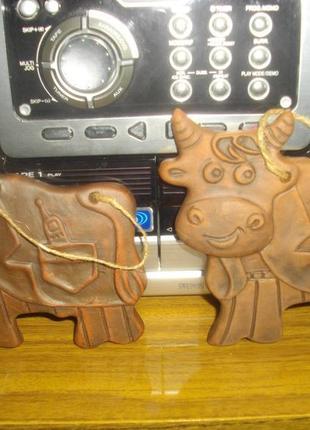 Продам бычков сувениры