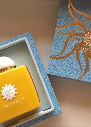 Amouage sunshine оригинал_eau de parfum 2 мл затест_парфюм.вода3 фото