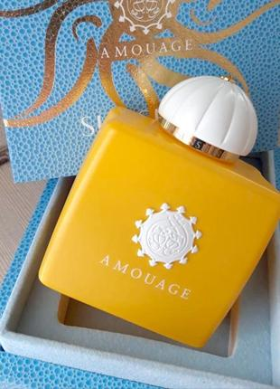 Amouage sunshine оригинал_eau de parfum 2 мл затест_парфюм.вода5 фото